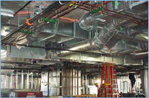HVAC Shop Drawings, Piping Shop Drawings, Plumbing Shop Drawings and MEP Coordination Drawings make maximum use of space available and eliminate conflicts with other trades and the structure.jpg